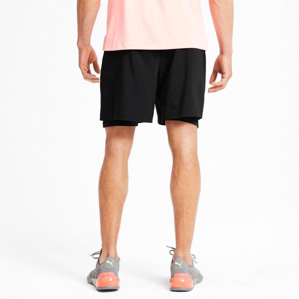 Imagen PUMA Shorts de running 2 en 1 Favourite Woven de 18 cm para hombre #2