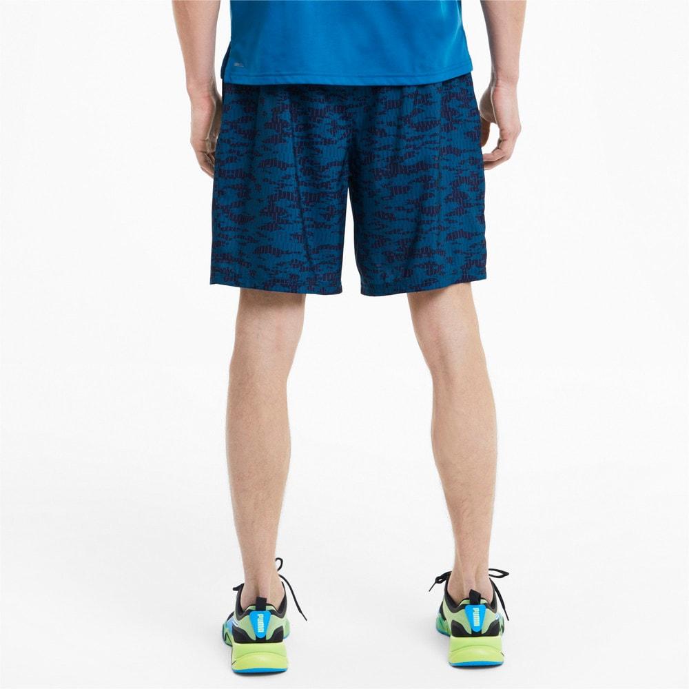 Imagen PUMA Shorts de training con estampado íntegro de 20 cm para hombre #2