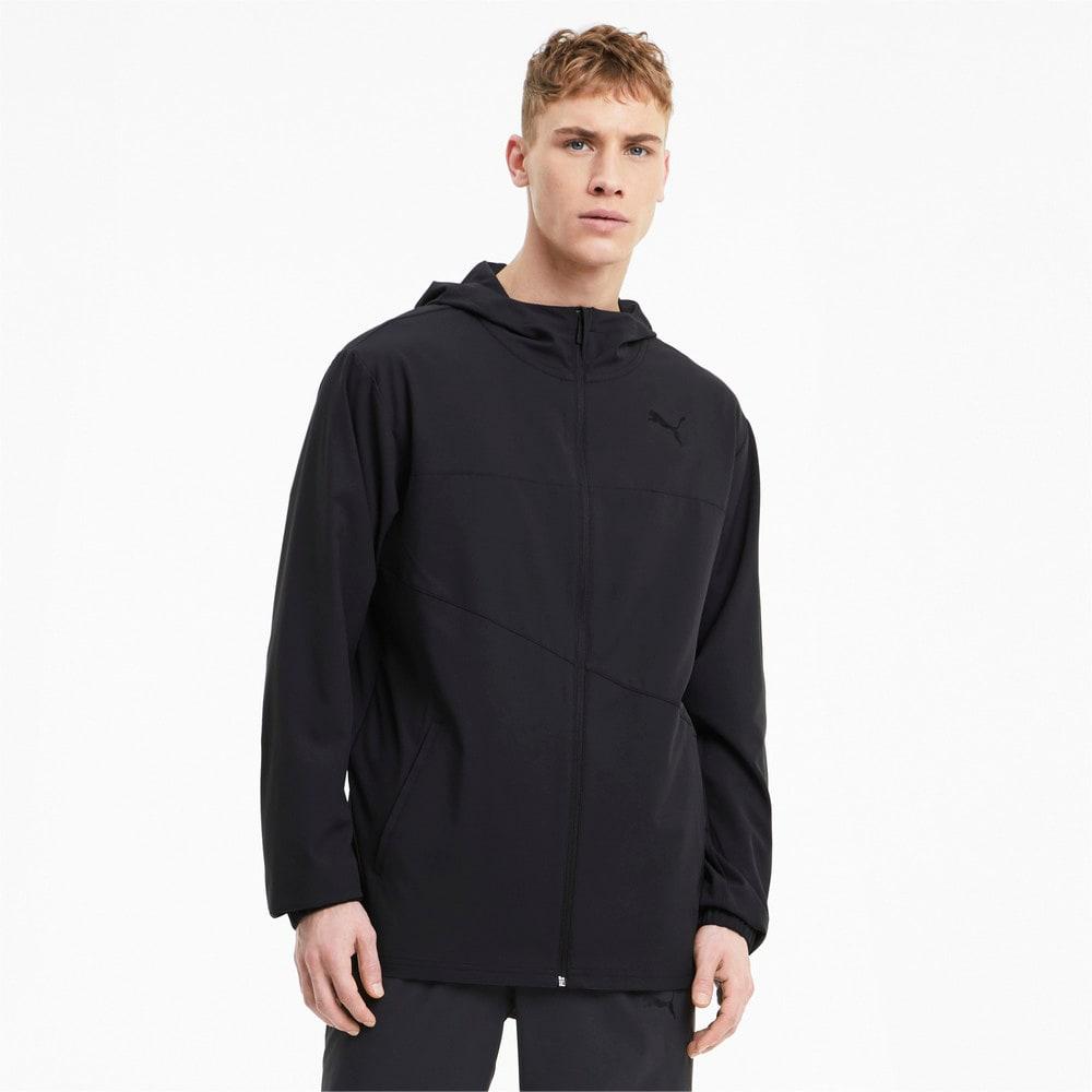 Изображение Puma Куртка Train Vent Woven Jacket #1