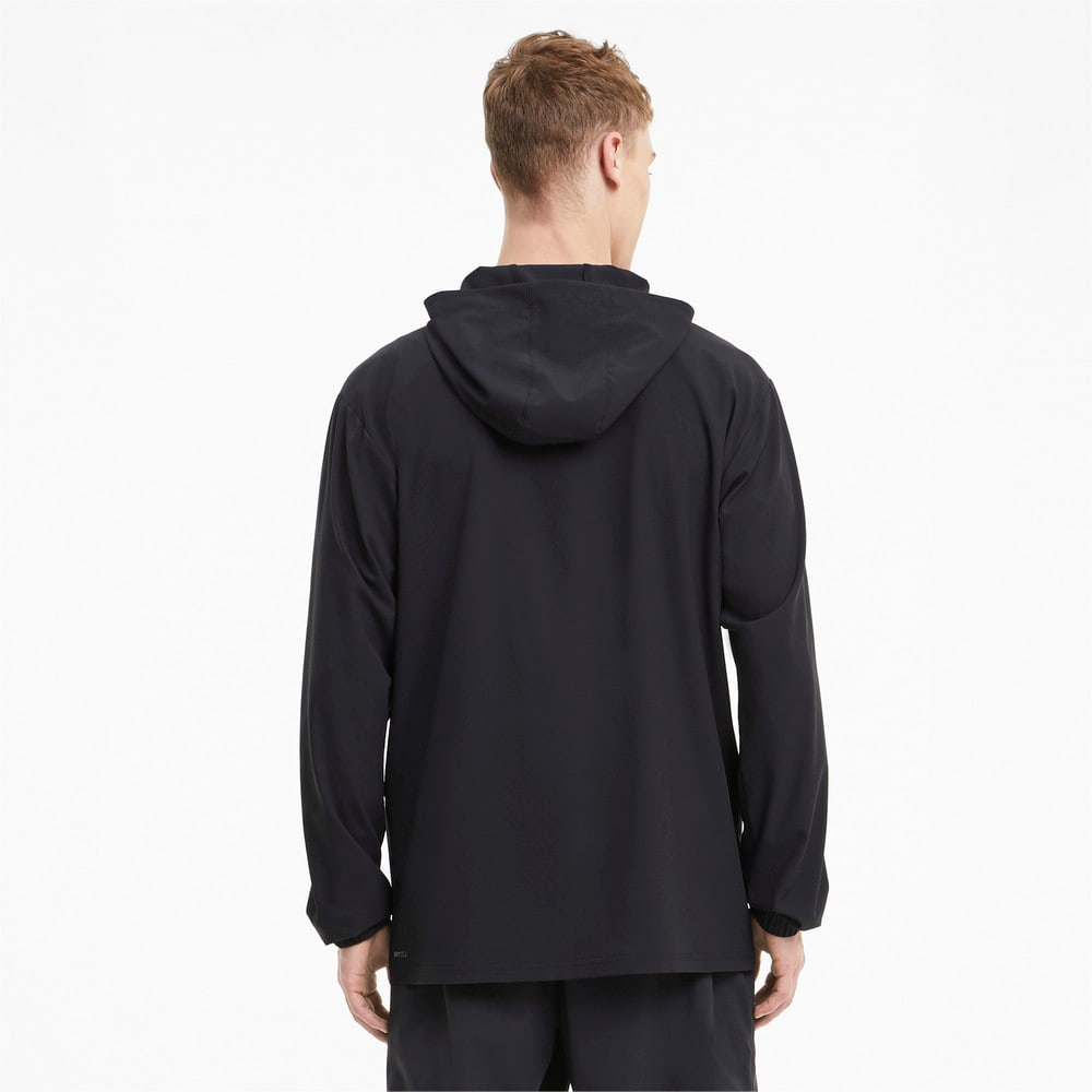 Зображення Puma Куртка Train Vent Woven Jacket #2