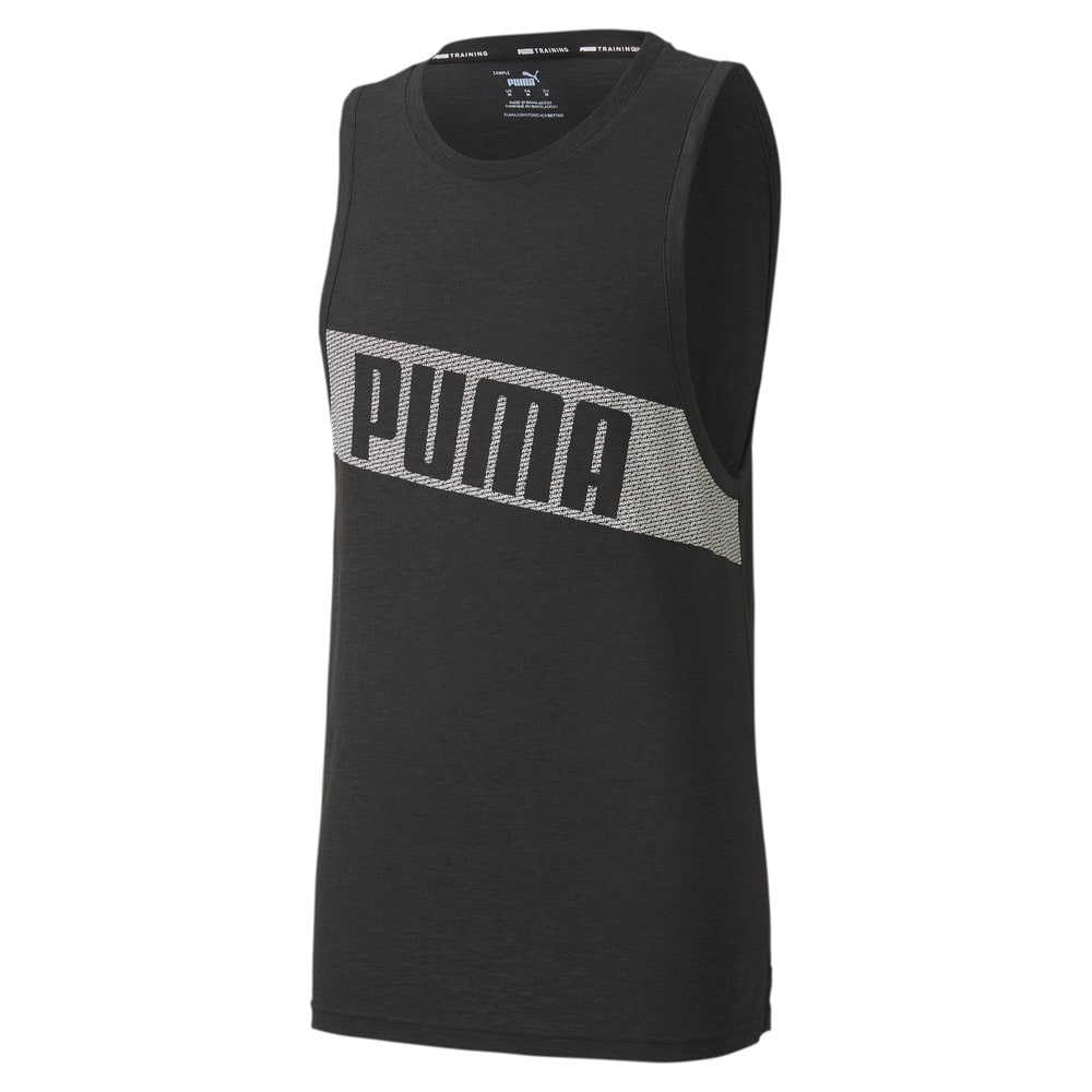 Image Puma Graphic Men's Training Tank Top #1