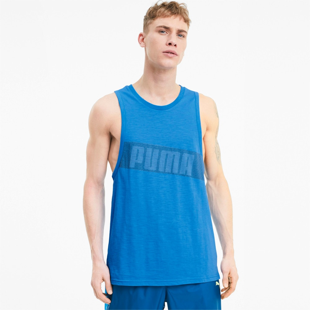 Image Puma Graphic Men's Training Tank Top #1