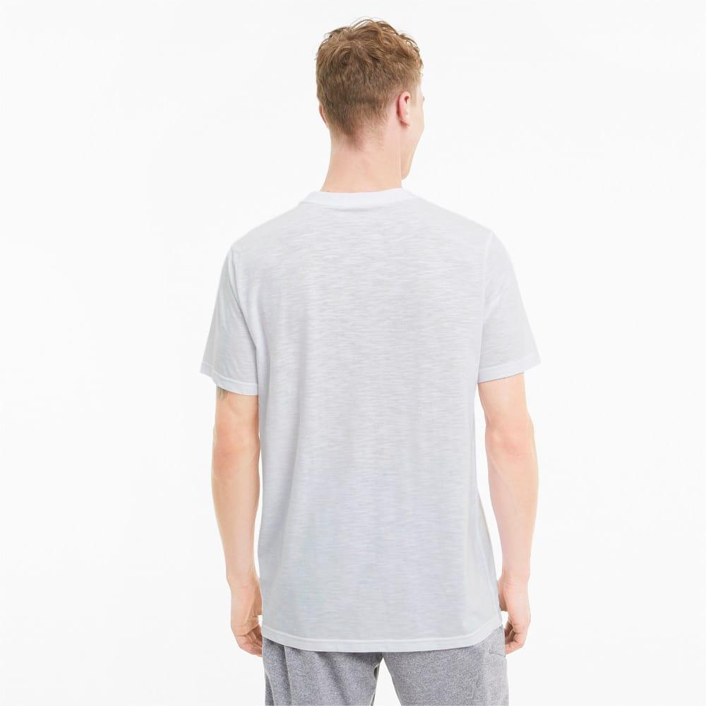 Görüntü Puma PERFORMANCE Desenli Antrenman Erkek T-Shirt #2