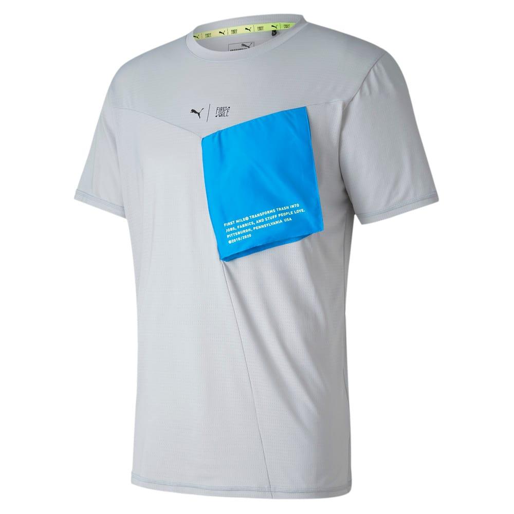 Image PUMA PUMA x FIRST MILE Camiseta Xtreme Training SS Masculina #1