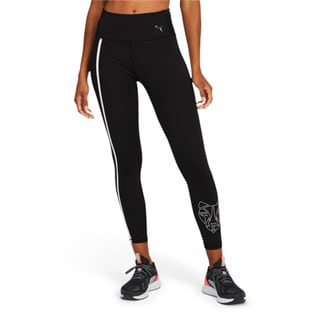 Изображение Puma Леггинсы Train High Rise 7/8 Tight