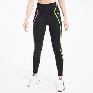 Image Puma Bonded Zip High Waist Full Length Women's Training Leggings