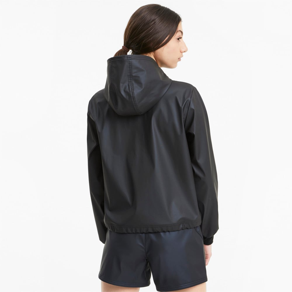 Изображение Puma Ветровка Train Warm Up Shimmer Jacket #2