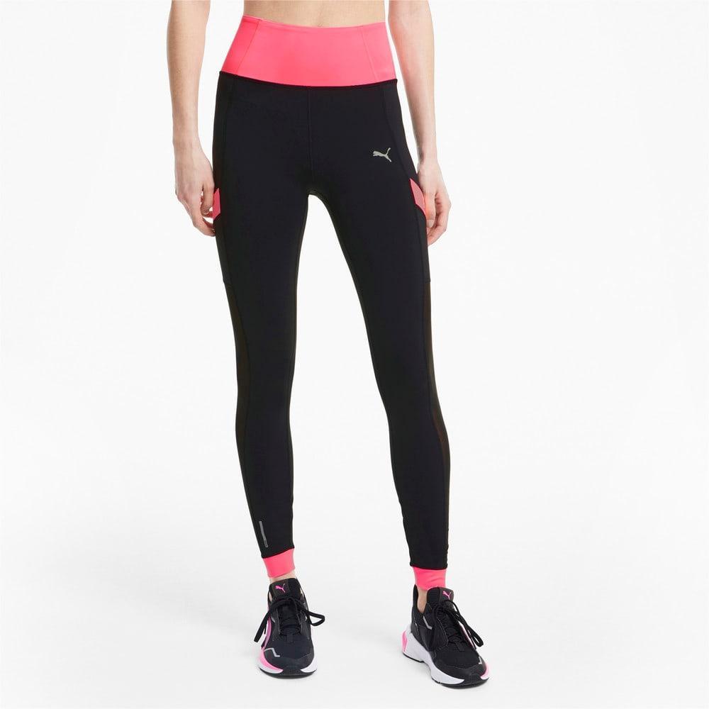 Imagen PUMA Leggings de training con cintura alta Bonded para mujer #1