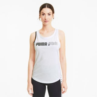 Изображение Puma Майка Train Logo Cross Back Tank