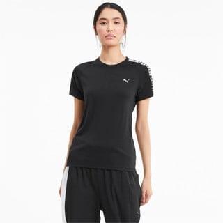 Görüntü Puma Logo Raglan Kadın Antreman T-shirt