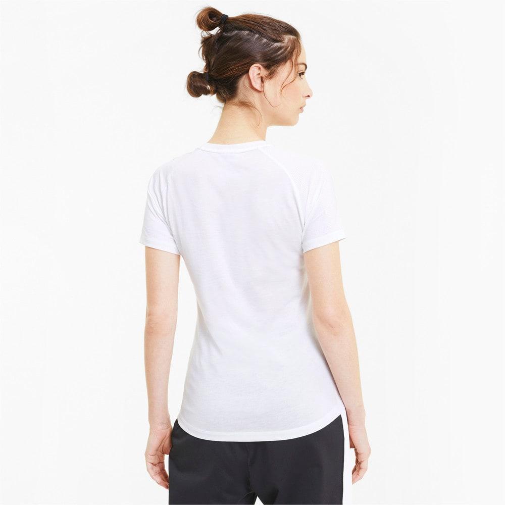 Görüntü Puma Logo Raglan Kadın Antreman T-shirt #2