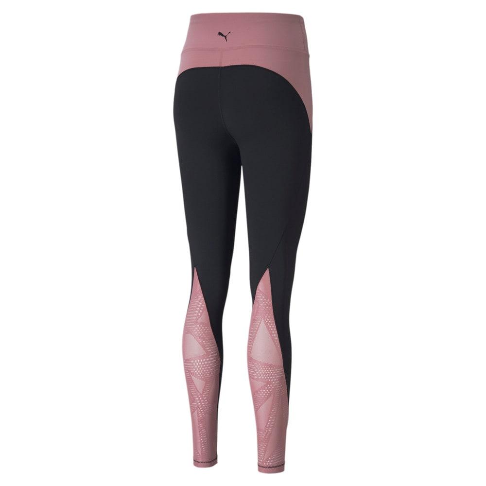 Imagen PUMA Leggings de training 7/8 con cintura alta Studio Lace para mujer #2