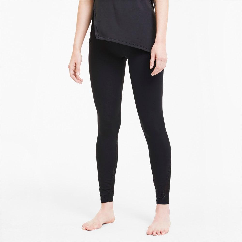 Imagen PUMA Leggings de training 7/8 con cintura alta Studio Lace para mujer #1
