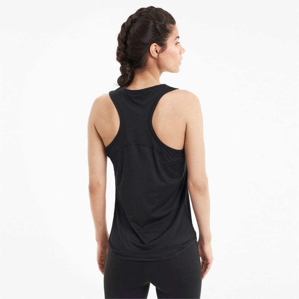 Imagen PUMA Polera de training sin mangas y espalda de ciclista Favourite para mujer #2