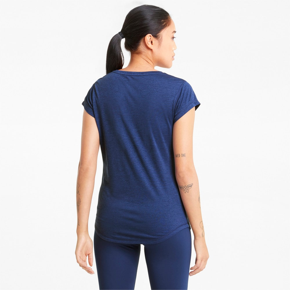 Image Puma Favourite Heather Cat Women's Training Tee #2