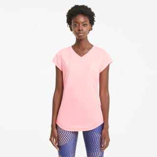 Изображение Puma Футболка Favourite Heather Cat Women's Training Tee