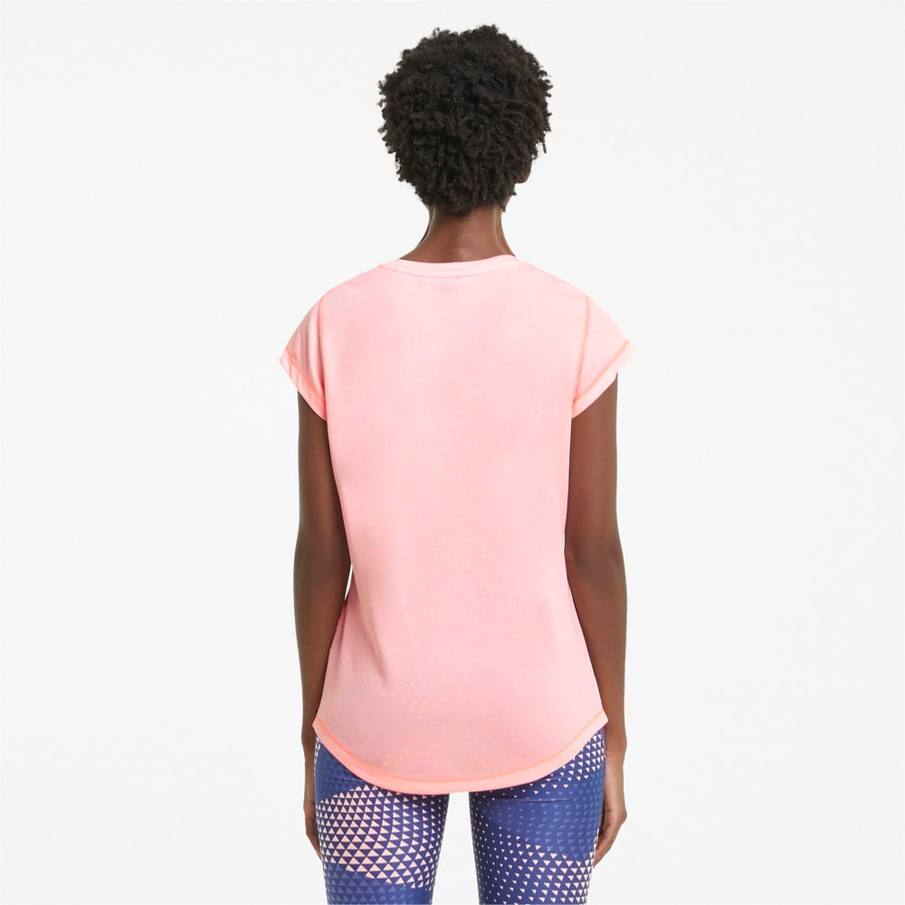 Изображение Puma Футболка Favourite Heather Cat Women's Training Tee #2