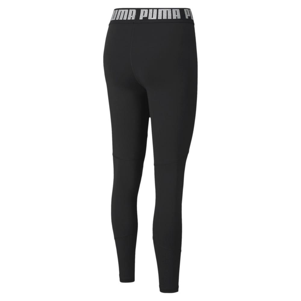 Зображення Puma Популярні еластичні лосини для тренувань Favourite Elastic 7/8 Women's Training Leggings #2: Puma Black
