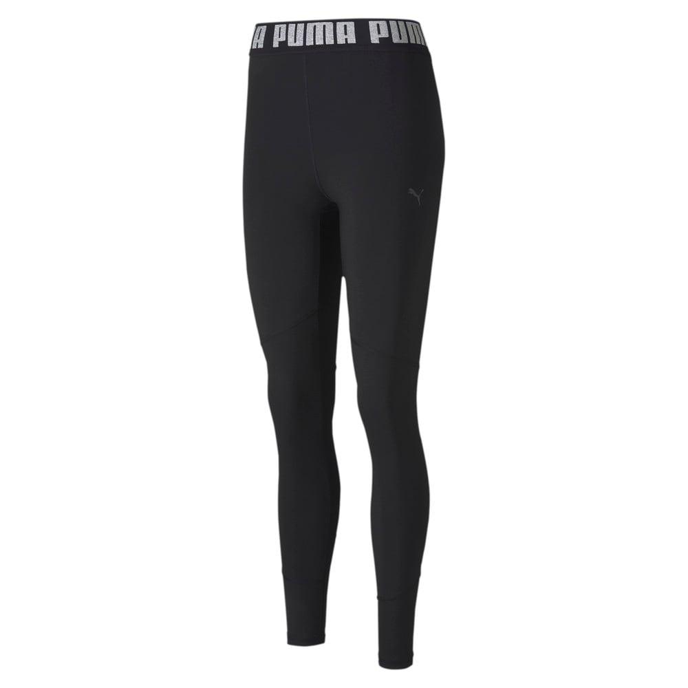 Зображення Puma Популярні еластичні лосини для тренувань Favourite Elastic 7/8 Women's Training Leggings #1: Puma Black