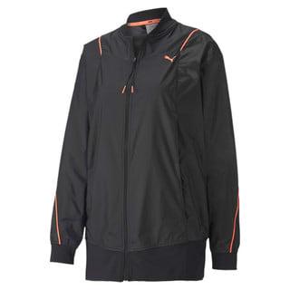 Изображение Puma Олимпийка Train Pearl Woven Jacket