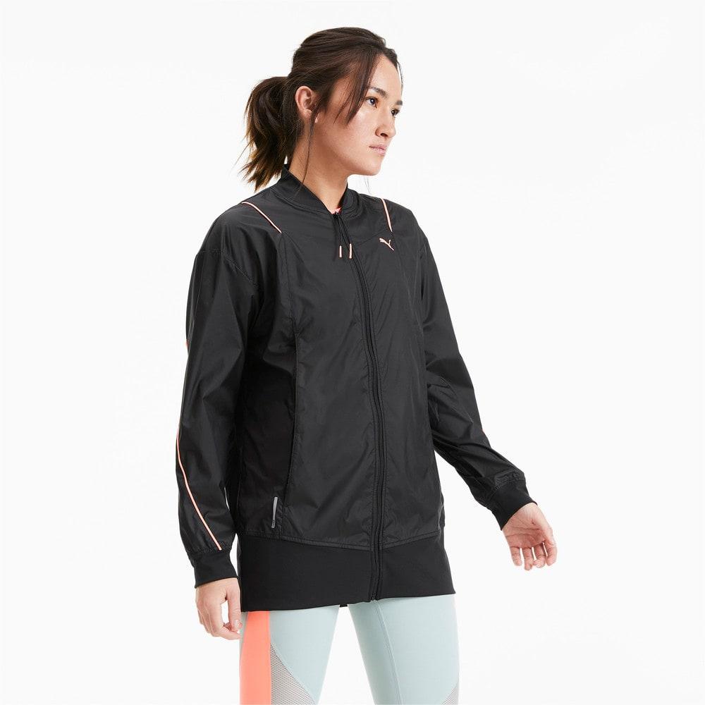 Görüntü Puma Pearl Woven Kadın Antrenman Ceket #1