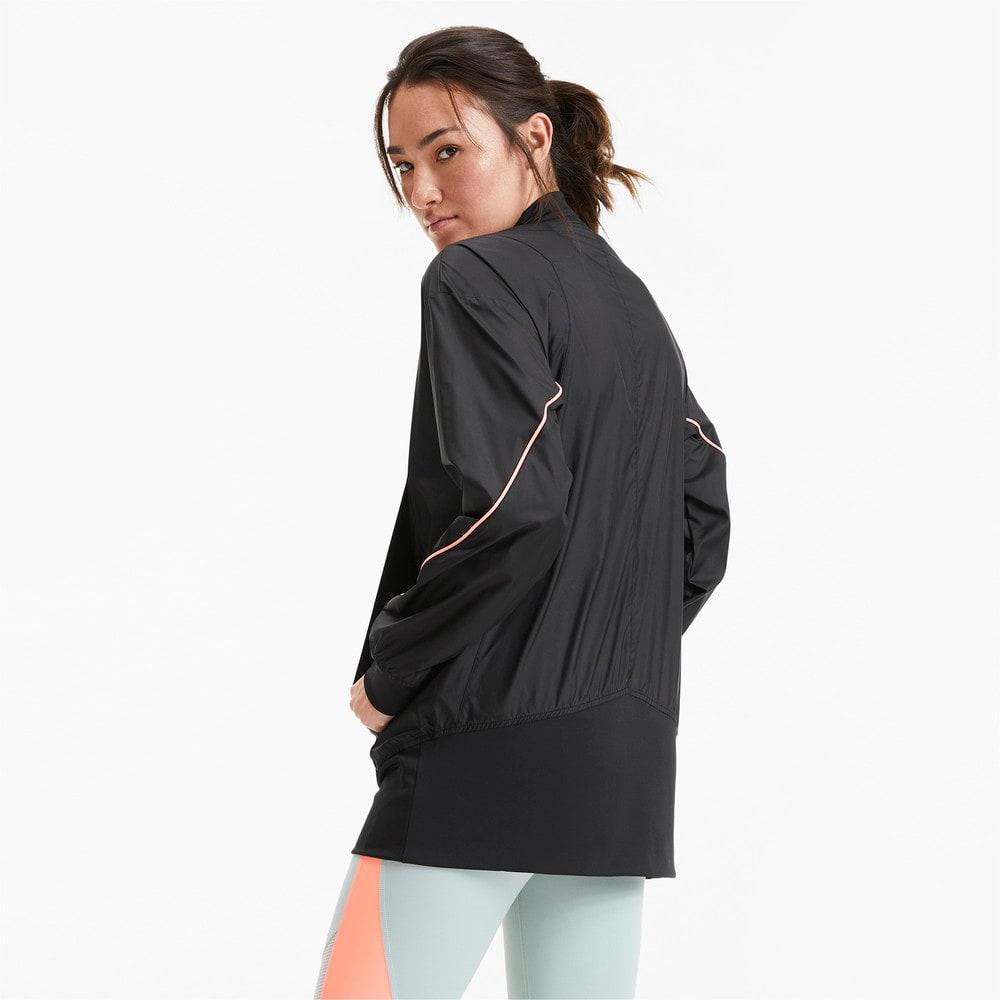 Görüntü Puma Pearl Woven Kadın Antrenman Ceket #2