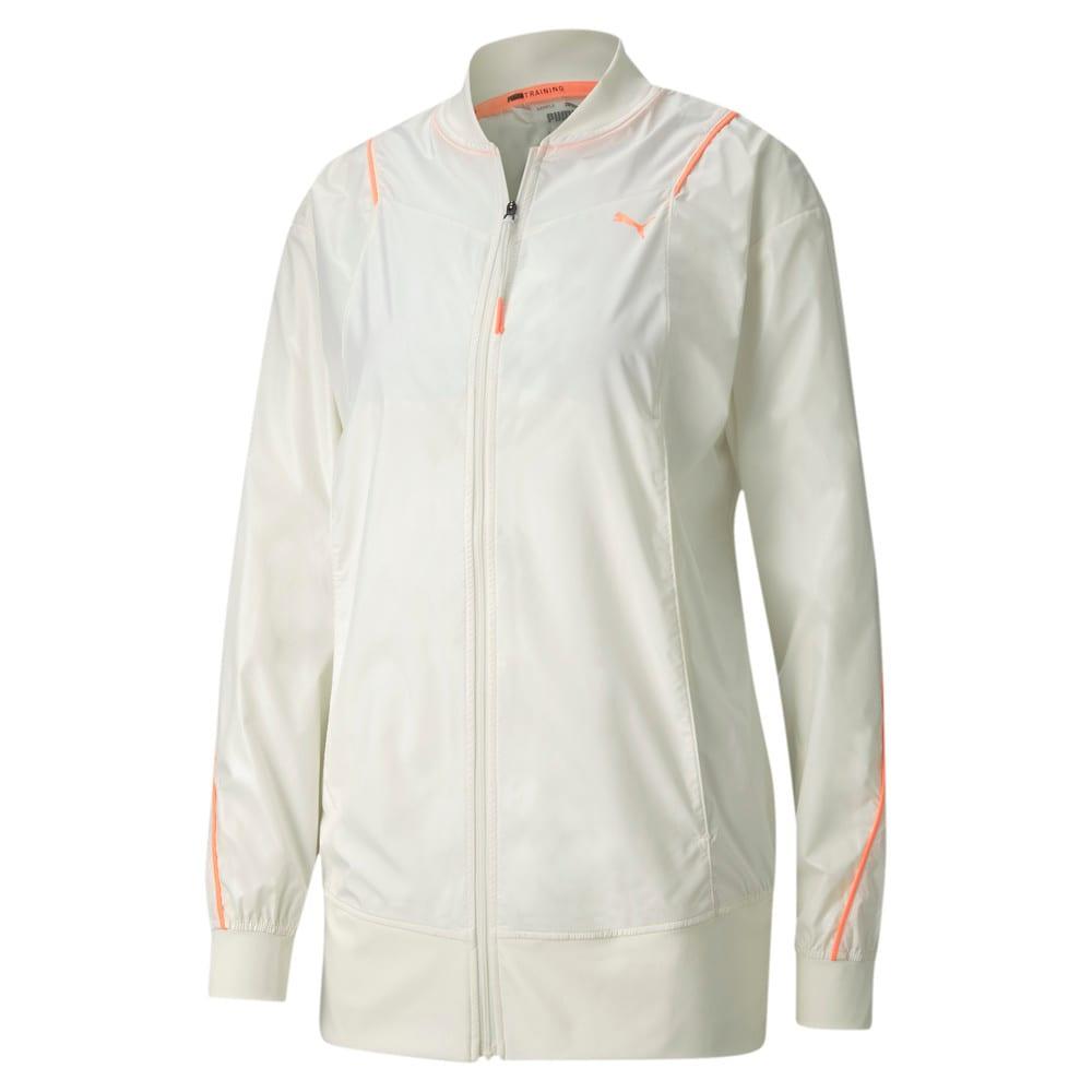 Зображення Puma Олімпійка Train Pearl Woven Jacket #1
