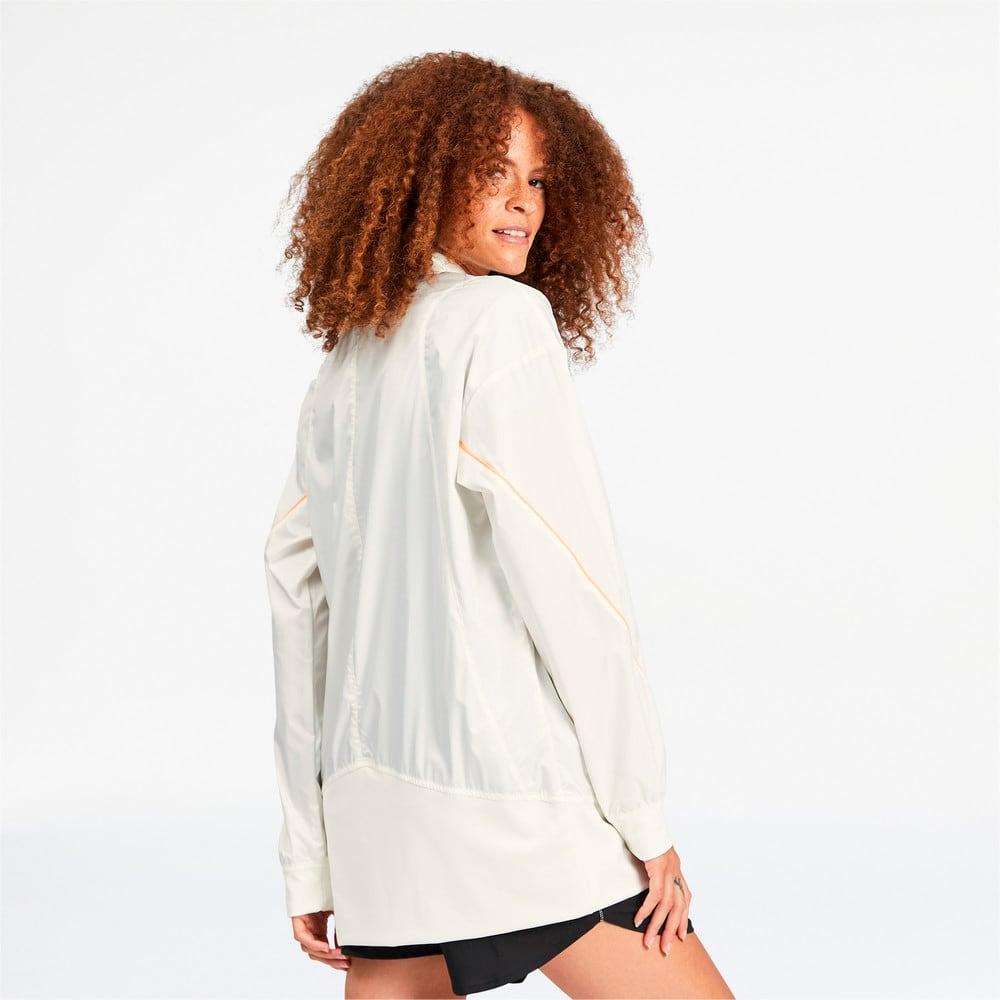 Зображення Puma Олімпійка Train Pearl Woven Jacket #2: Marshmallow