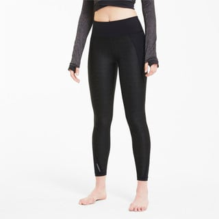Изображение Puma Леггинсы Studio Metallic 7/8 Women's Leggings