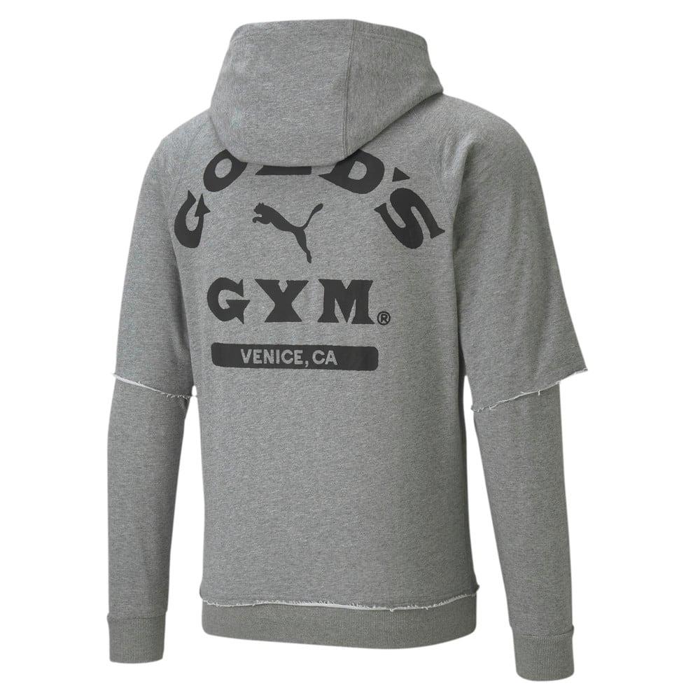 Зображення Puma Толстовка PUMA x GOLD'S GYM dryCELL Training Hoodie #2