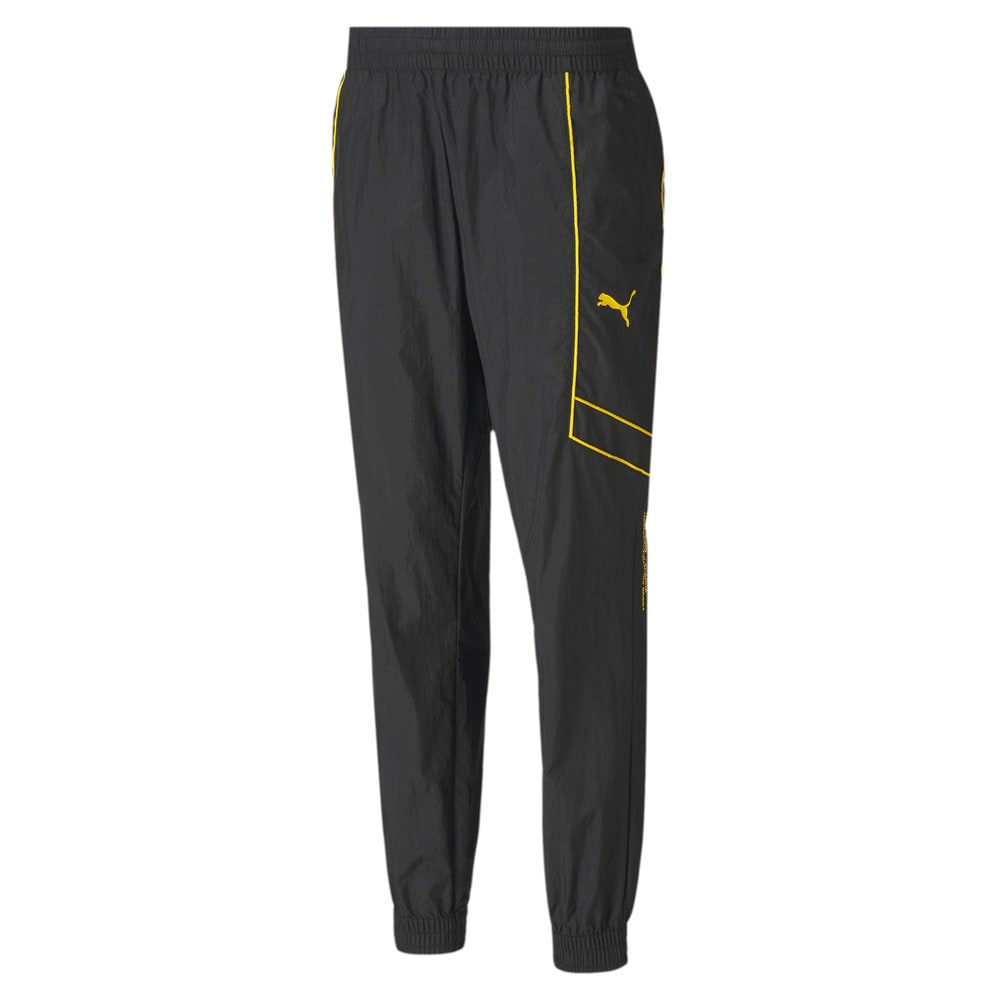 Зображення Puma Штани PUMA x GOLD'S GYM Woven windCELL Training Sweatpants #1
