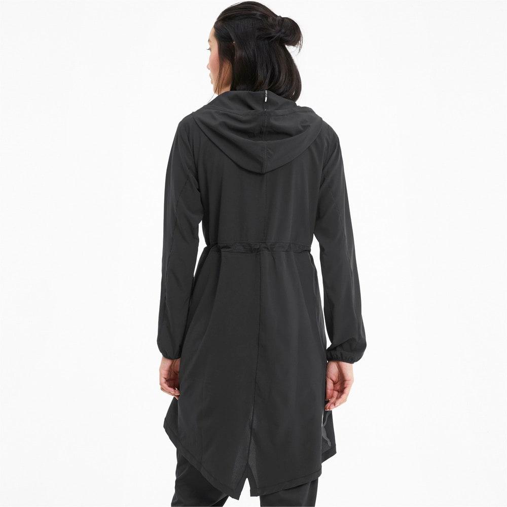 Image Puma Studio Flow Woven Hooded Women's Training Jacket #2