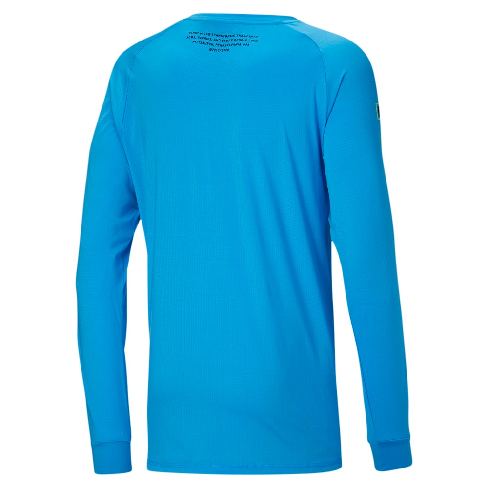 Image Puma PUMA x FIRST MILE Xtreme Long Sleeve Men's Training Tee #2