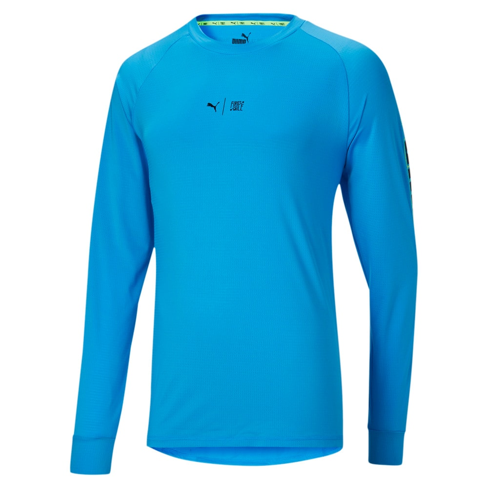 Image Puma PUMA x FIRST MILE Xtreme Long Sleeve Men's Training Tee #1
