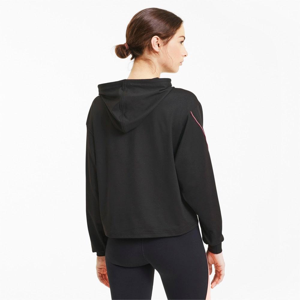 Görüntü Puma Pearl Uzun Kollu Kadın Antrenman T-shirt #2