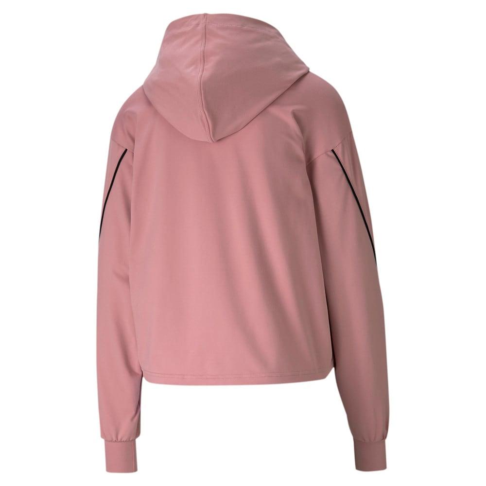 Imagen PUMA Polerón de training con capucha Pearl para mujer #2