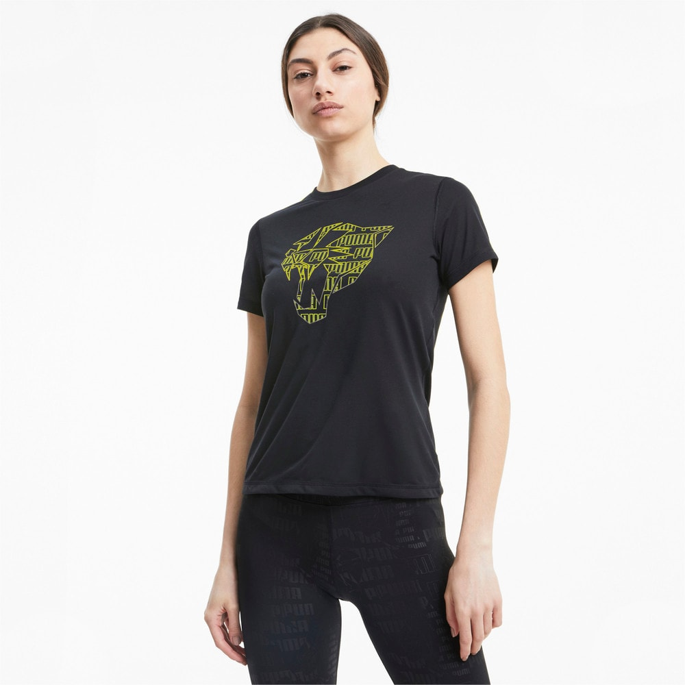 Изображение Puma Футболка Performance Graphic SS Tee #1
