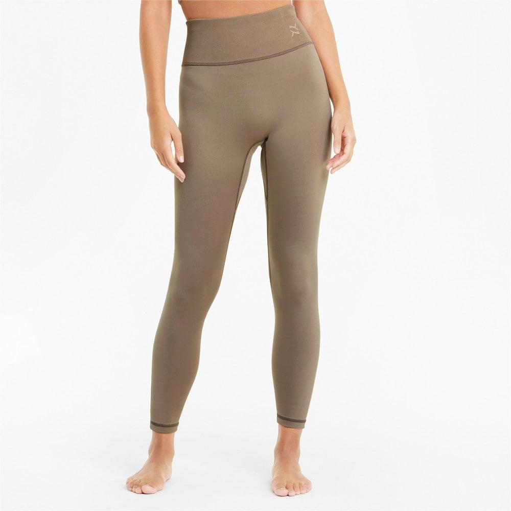 Изображение Puma Леггинсы Exhale High Waist Women's Training Leggings #1: Amphora