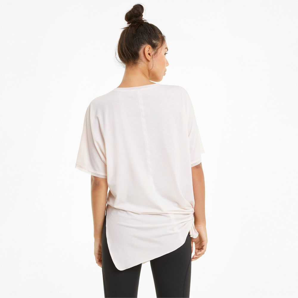 Изображение Puma Футболка Exhale Boyfriend Women's Training Tee #2