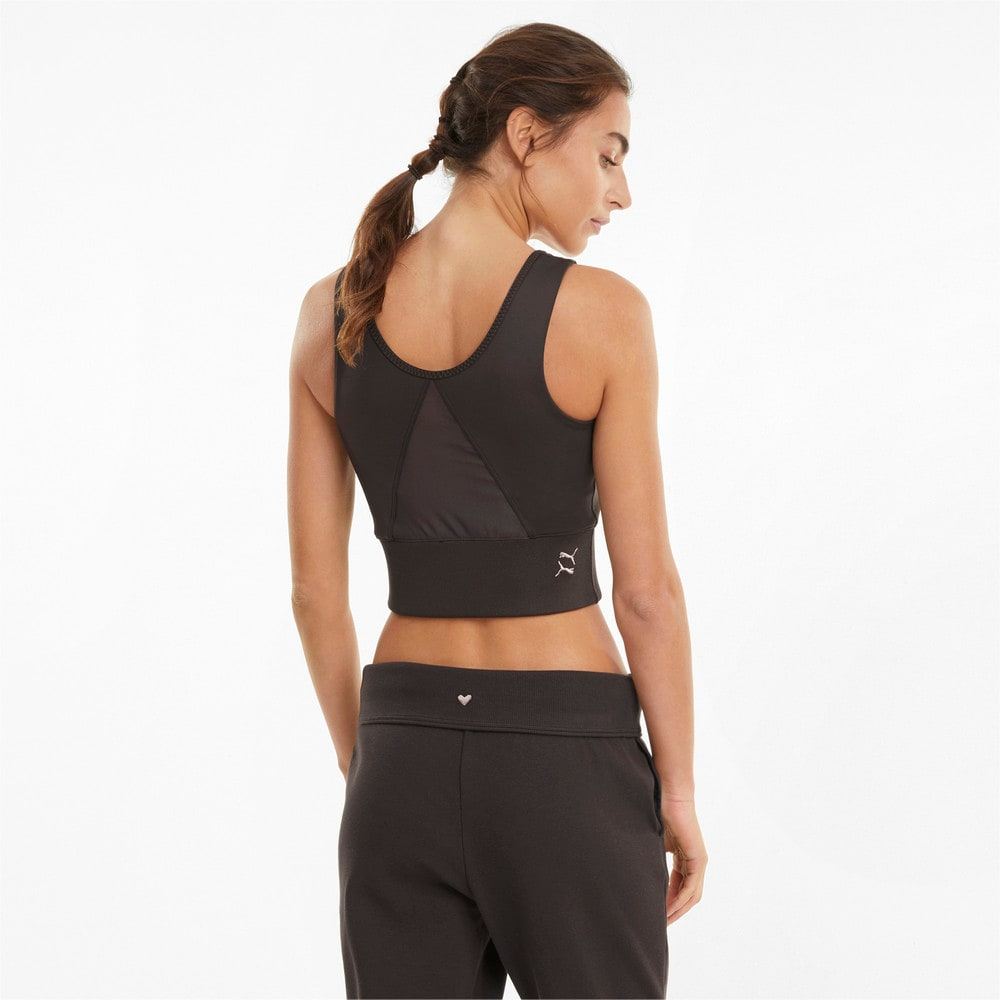 Изображение Puma Топ Exhale Women's Training Crop Top #2