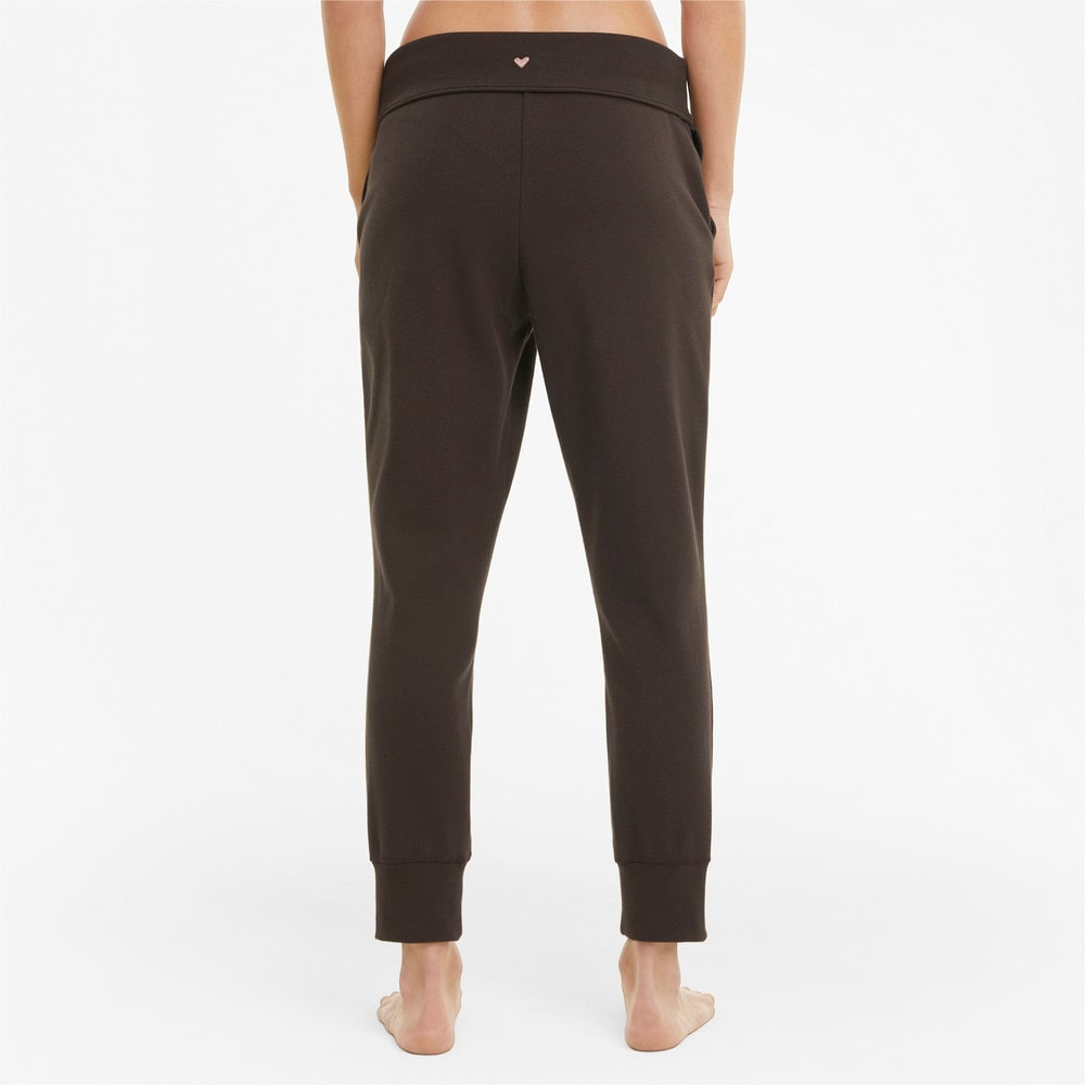 Зображення Puma Штани Exhale Ribbed Knit Women's Training Joggers #2
