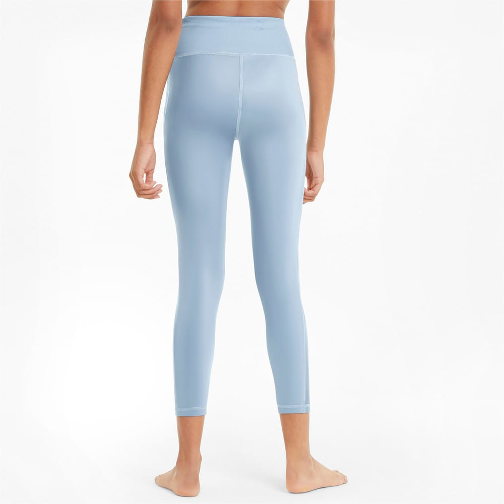 Изображение Puma Леггинсы Exhale Solid High Waist 7/8 Women's Training Leggings #2: Quietude