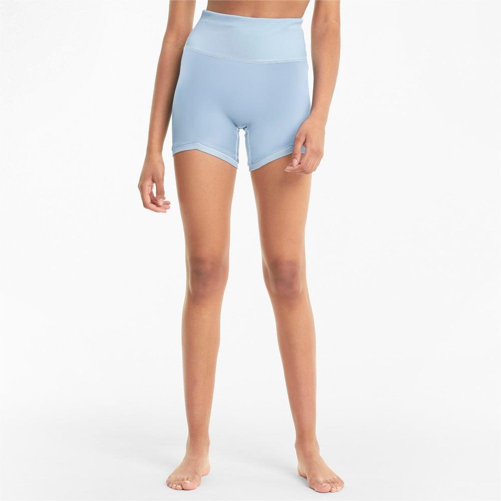 Изображение Puma Шорты Exhale Solid Women's Training Shorts #1: Quietude
