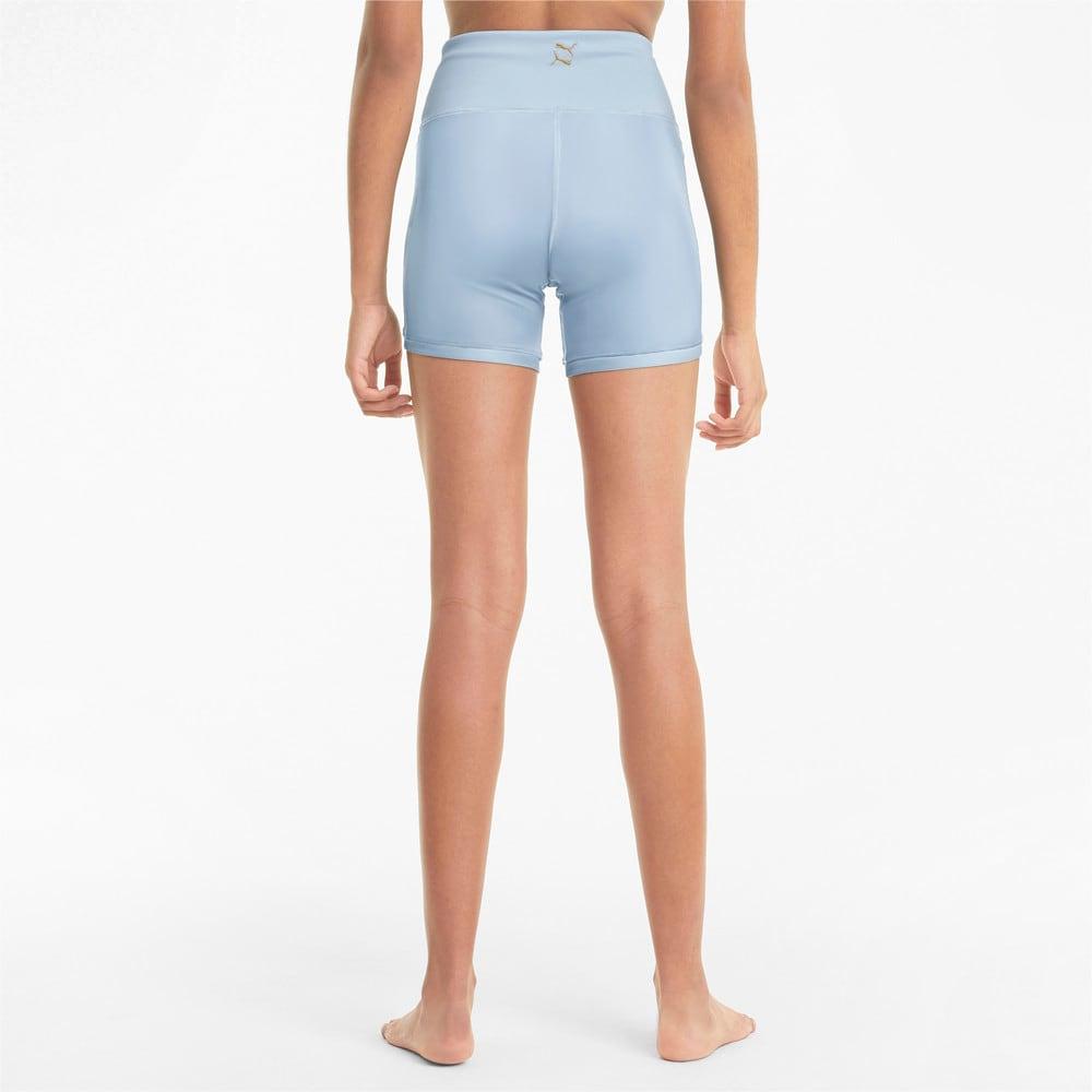 Изображение Puma Шорты Exhale Solid Women's Training Shorts #2: Quietude