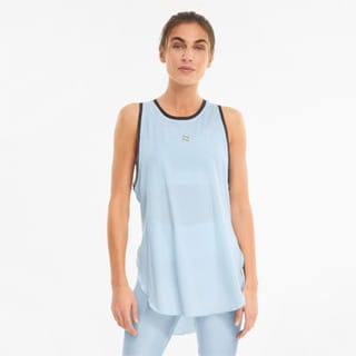 Изображение Puma Майка Exhale Mesh Trim Women's Training Tank Top