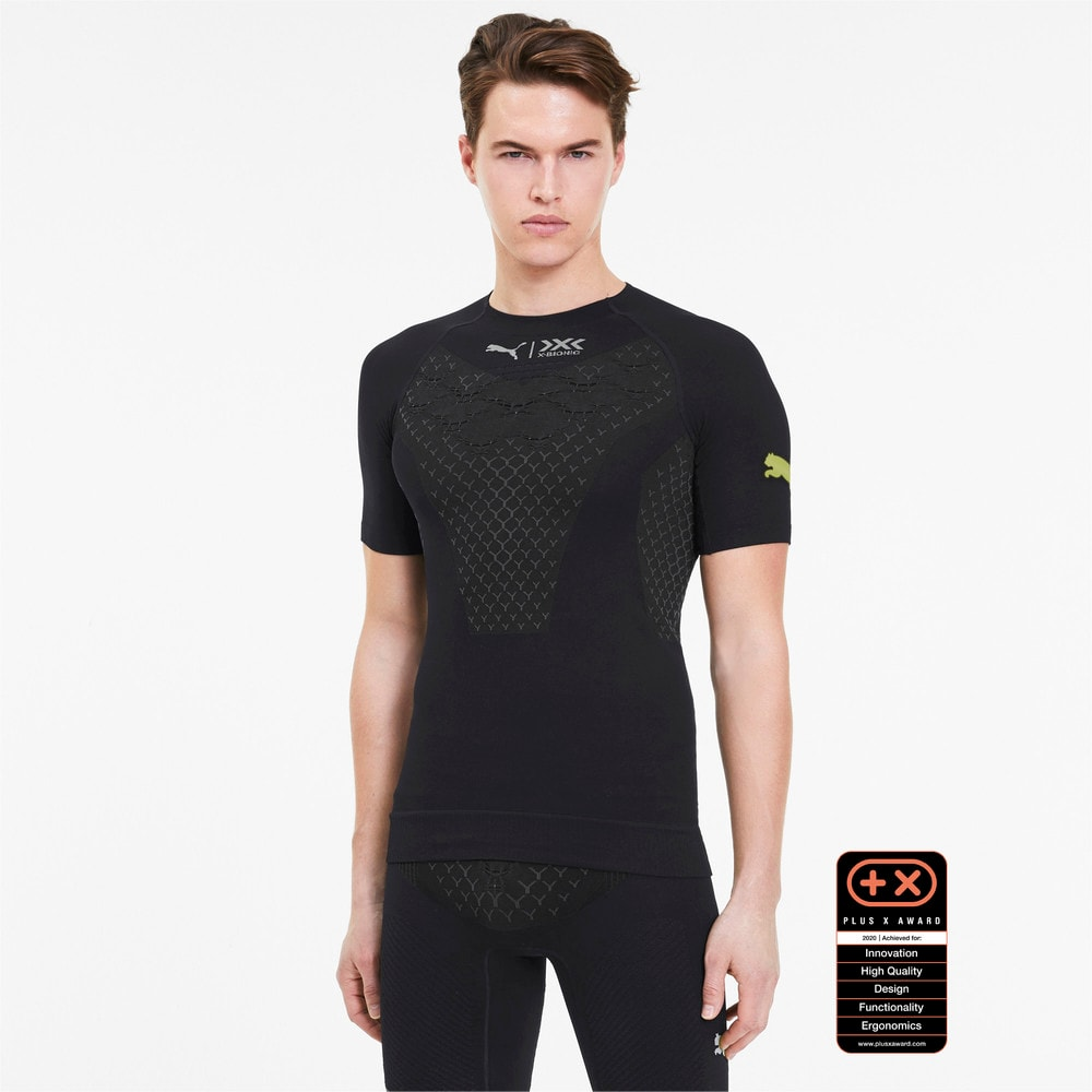 Изображение Puma Футболка PUMA by X-BIONIC Twyce Short Sleeve Men's Running Tee #1