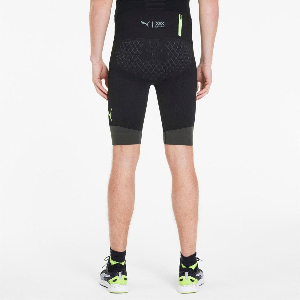 Изображение Puma Леггинсы PUMA by X-BIONIC Twyce Short Men's Running Tights #2