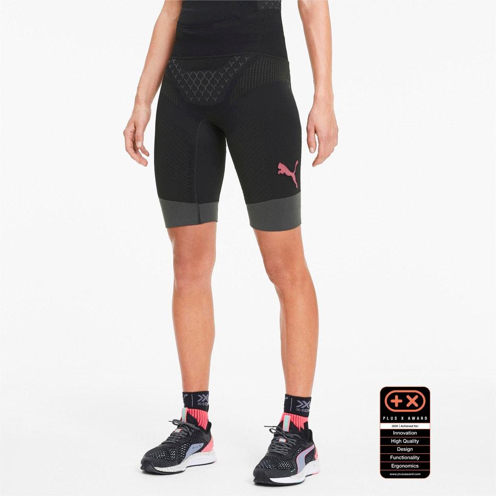 Изображение Puma Леггинсы PUMA by X-BIONIC Twyce Short Women's Running Tights #1