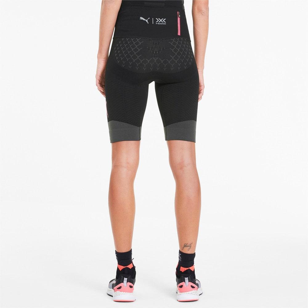 Изображение Puma Леггинсы PUMA by X-BIONIC Twyce Short Women's Running Tights #2