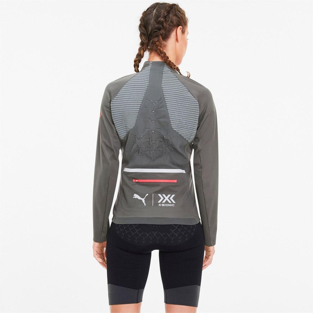 Изображение Puma Олимпийка PUMA by X-BIONIC RainSphere Women's Running Jacket #2